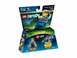 LEGO Dimensions™ 71266 LEGO® City Fun Pack