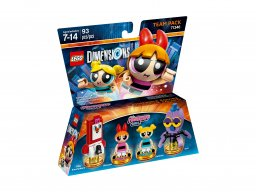 LEGO 71346 The Powerpuff Girls™ Team Pack