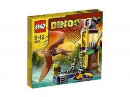 LEGO Dino 5883 Wieża pteranodona