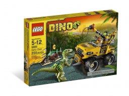 LEGO 5884 Pościg raptora