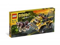 LEGO 5885 Dino Pułapka na triceratopsa