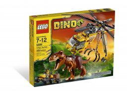 LEGO Dino Tyranozaur-łowca 5886