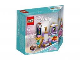 LEGO Disney™ Zestaw zamkowych mebli