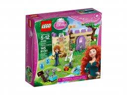 LEGO Disney™ 41051 Górskie gry Meridy