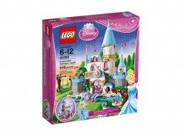 LEGO Disney Zamek Kopciuszka 41055