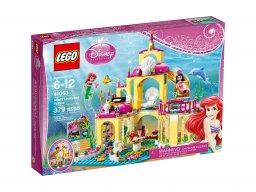 LEGO Disney™ Podmorski pałac Arielki 41063