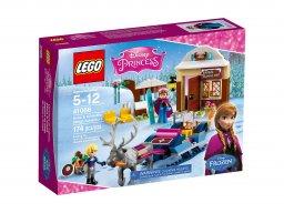 LEGO Disney™ Saneczkowa przygoda Anny i Kristoffa 41066