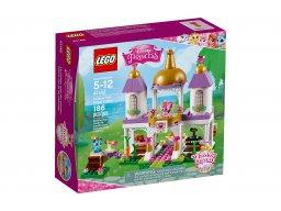 LEGO Disney™ Królewski zamek zwierzątek