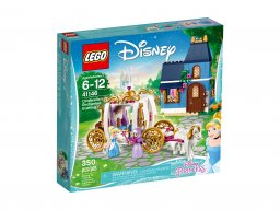 Lego 41146 Czarodziejski wieczór Kopciuszka
