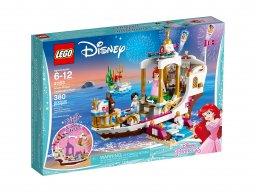 Lego 41153 Disney™ Uroczysta łódź Ariel
