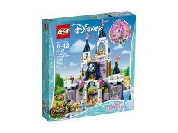 LEGO Disney™ Wymarzony zamek Kopciuszka
