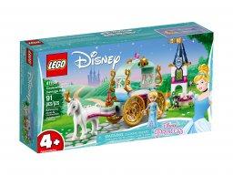 LEGO Disney™ 41159 Przejażdżka karetą Kopciuszka