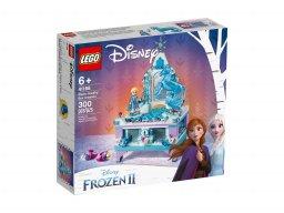 LEGO Disney™ 41168 Szkatułka na biżuterię Elsy