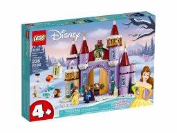 LEGO Disney™ Zimowe święto w zamku Belli 43180