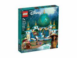 LEGO Disney 43181 Raya i Pałac Serca