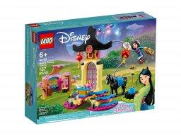 LEGO 43182 Disney™ Teren szkolenia Mulan