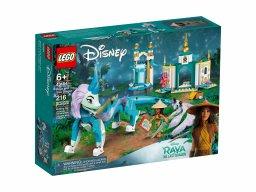 LEGO Disney 43184 Raya i smok Sisu