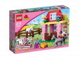 LEGO Duplo® 10500 Stadnina