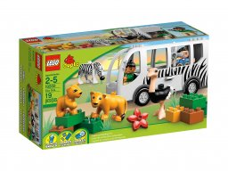 LEGO Duplo® Autobus w zoo 10502