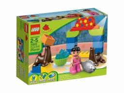 LEGO Duplo Cyrk 10503