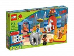 LEGO Duplo Duży cyrk 10504