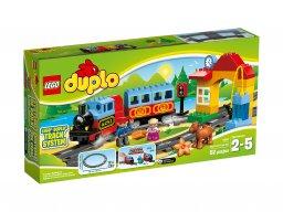 LEGO Duplo 10507 Mój pierwszy pociąg