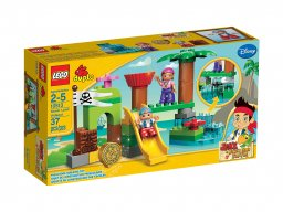 LEGO 10513 Kryjówka w Nibylandii