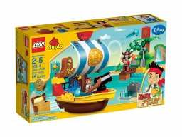 LEGO 10514 Duplo® Statek piracki Jake'a