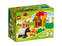 LEGO Duplo® Zwierzęta na farmie 10522