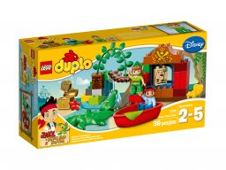 LEGO Duplo® Odwiedziny Piotrusia Pana 10526