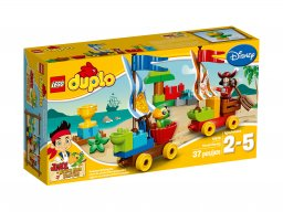 LEGO Duplo 10539 Plażowe wyścigi