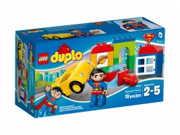 LEGO Duplo® Bohaterski Superman™ 10543