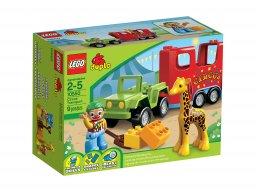 LEGO Duplo 10550 Pojazd cyrkowy