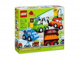 LEGO Duplo® 10552 Kreatywne auta