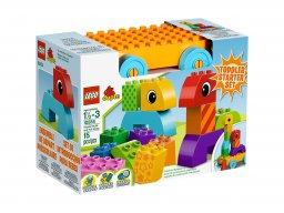LEGO Duplo Kreatywny pojazd do ciągnięcia dla maluszka 10554