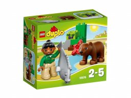 LEGO Duplo® Opiekunka w Zoo 10576