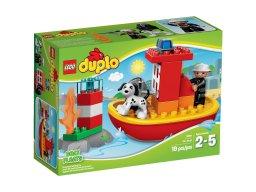 LEGO Duplo® Łódź strażacka 10591