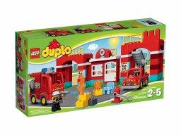 LEGO 10593 Duplo Remiza strażacka