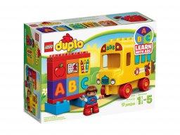 LEGO Duplo 10603 Mój pierwszy autobus