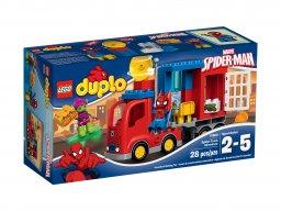 LEGO Duplo Ciężarówka Spider-Mana 10608