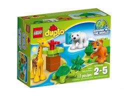 LEGO 10801 Zwierzątka