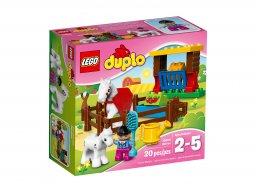 LEGO 10806 Duplo® Konie