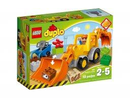 LEGO 10811 Koparko-ładowarka