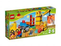 LEGO Duplo® Wielka budowa 10813