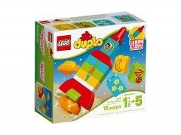 LEGO 10815 Duplo Moja pierwsza rakieta