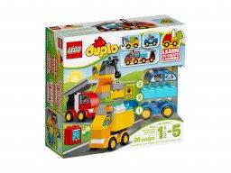 LEGO Duplo® Moje pierwsze pojazdy