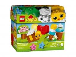 LEGO Duplo® Kreatywny kuferek LEGO® DUPLO® 10817