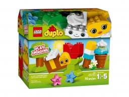 LEGO 10817 Kreatywny kuferek LEGO® DUPLO®