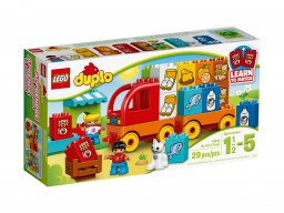 LEGO 10818 Duplo® Moja pierwsza ciężarówka