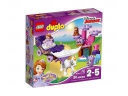 LEGO Duplo Jej Wysokość Zosia - magiczna kareta 10822